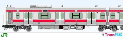 [SG017] 東日本旅客鐵道 SG017