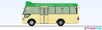 [SG033] 香港專線小巴 SG033