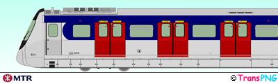 [SG067] 香港鐵路 SG067