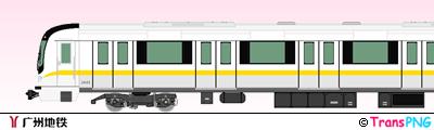 [SG084] 廣州地鐵 SG084