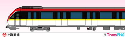 [SG093] 上海地鐵第三營運 SG093