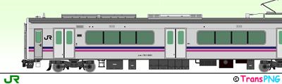 [SG119] 東日本旅客鐵道 SG119