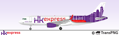[SG147] 香港快運航空 SG147